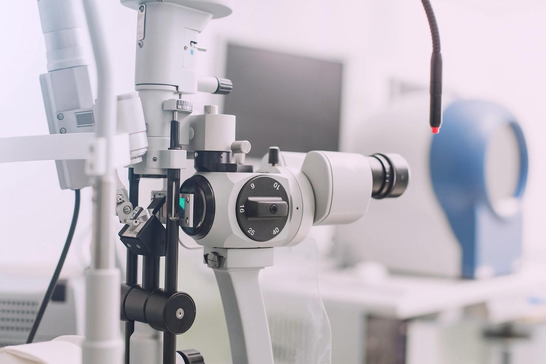 Lasers en ophtalmologie