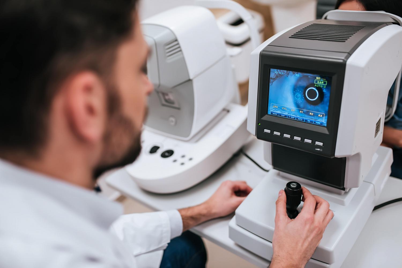 Microscopie spéculaire à Toulouse